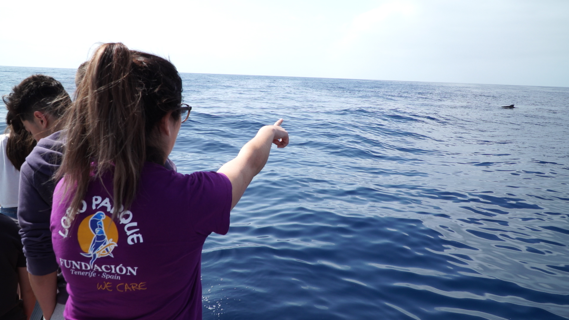 The Loro Parque Foundation promotes a project to study the effects of climate change in the sea
